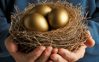 estate planning/business planning - your nest egg